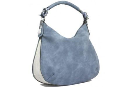 Bessie London kabelka modrá uni