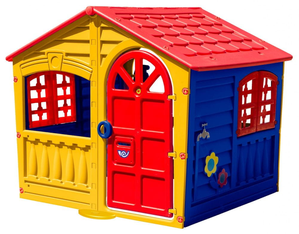 PalPlay Domeček HAPPY House - zábavný