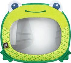 BenBat Zrcadlo do auta, Žába