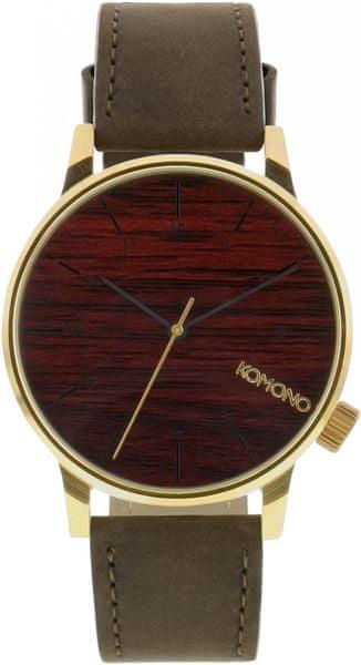 Komono Winston Gold Wood
