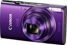 Canon digitalni kompaktni fotoaparat IXUS 285 HS Kit (torbica i 8 GB SD kartica)