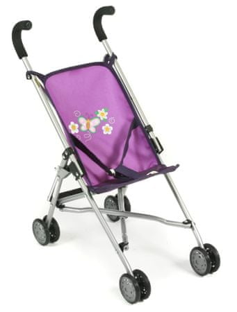 Bayer Chic Mini-Buggy ROMA - Plum