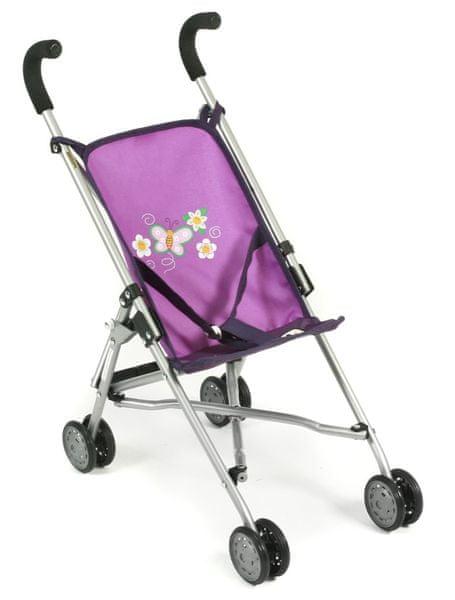 Bayer Chic Kočárek pro panenky Mini-Buggy ROMA, 28