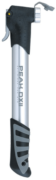 Topeak Pumpa Peak DX II stříbrná