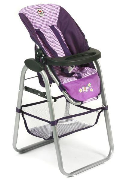 Bayer Chic Jídelní židlička pro panenku, 28