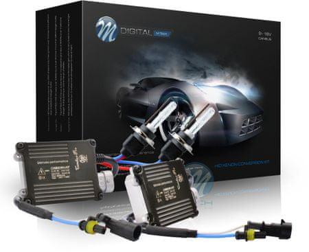 M-Tech kit Xennon žarnic Canbus H7 5000K