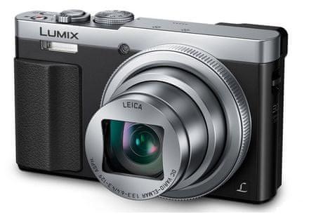Panasonic Lumix DMC-TZ70EP-S (Silver)