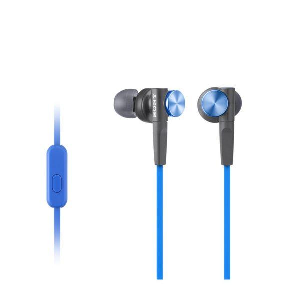 Sony MDR-XB50APL, modrá