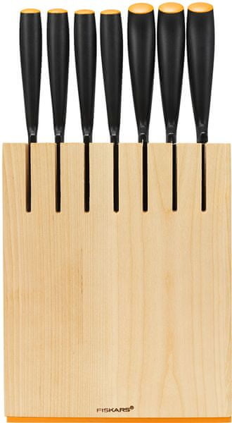 Fiskars Functional Form Blok se 7 noži 1018781