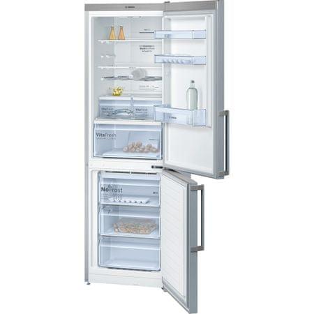 Bosch prostostoječi kombinirani hladilnik KGN36XL35