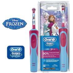 Oral-B Vitality Kids D12K Gyermek elektromos fogkefe, Frozen