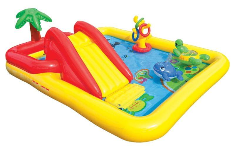 Intex 57454 Nafukovací hrací centrum Oceán