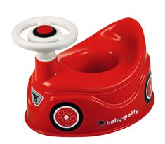 BIG kahlica Baby Potty Avtomobil