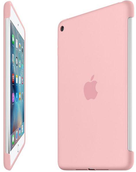 Apple Ipad Mini 4 Silicone Case Pink mld52zm/A