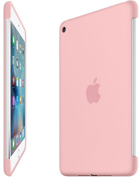 Apple iPad mini 4 Silicone Case Pink (MLD52ZM/A)