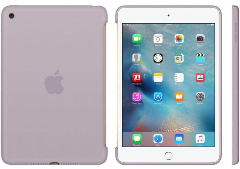Apple iPad mini 4 Silicone Case Lavender (MLD62ZM/A)