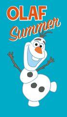 CTI Osuška Disney Frozen Summer 70x120 cm