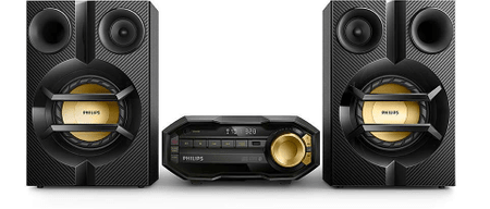 PHILIPS FX10/12 Mini HiFi rendszer