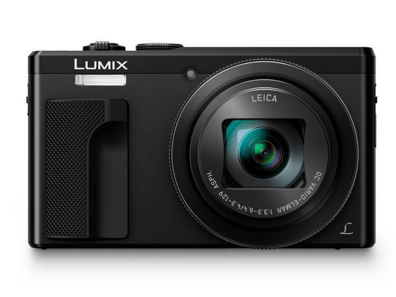 Panasonic Lumix DMC-TZ80EP-K (Black)
