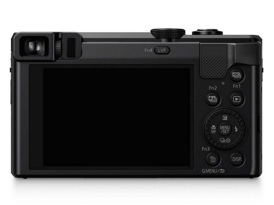 Panasonic Lumix DMC-TZ80EP-K (Black)