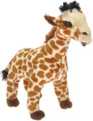 Mikro hračky Žirafa plyšová stojaca 32cm