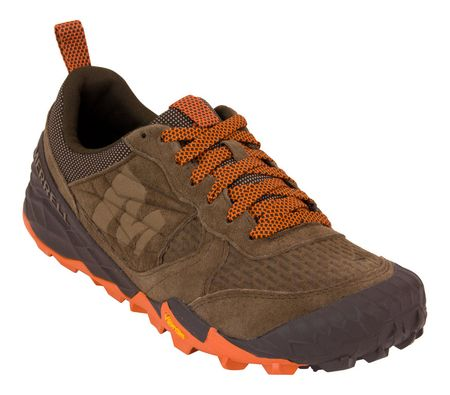 Merrell All Out Terra Turf Brown 42