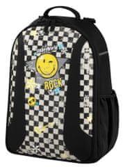 Herlitz Školský batoh be.bag airgo  Smiley Rock