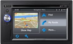 Blaupunkt avtoradio New York 845 Navi