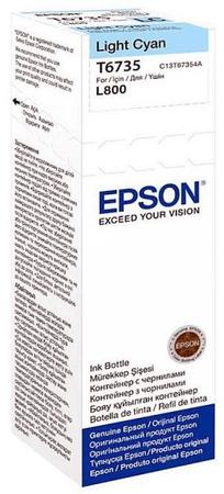 Epson T6735 - Světle azurová (C13T67354A)