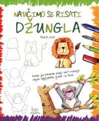Rosa M. Curto: Naučimo se risati - džungla
