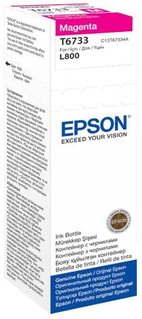 Epson črnilo steklenička 70ml (L800), Magenta