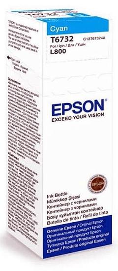 Epson tinta 70 ml L800, Cyan