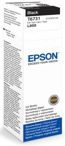 Epson T6731, černá (C13T67314A)