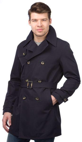 Geox pánský kabát 54 tmavě modrá