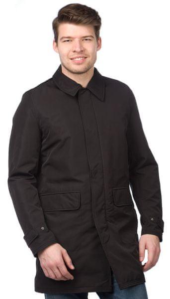 Geox pánský kabát 50 černá