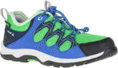 KAMIK otroška pohodniška obutev Sherpa G, zeleno-modra
