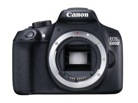 Canon EOS 1300D Body + 1000 Kč od Canonu zpět!