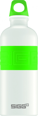 Sigg butelka CYD Pure White Touch Green 0,6L