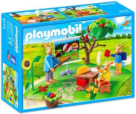 Playmobil 6173 Nyúltanoda Tapsifül-hegyezde