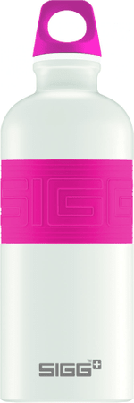 Sigg CYD Pure White Touch Pink 0,6L