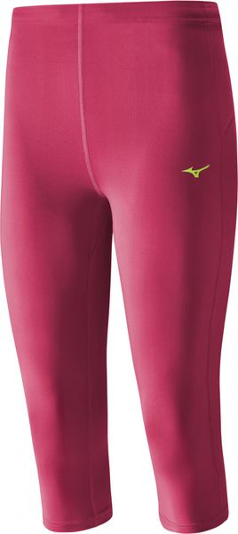 Mizuno Core 3/4 Tights Raspberry Wine XS