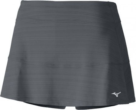 Mizuno krilo Active Skirt, Charcoal, M