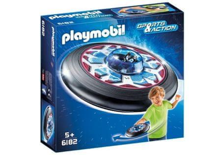 Playmobil 6182 Frisbee z kosmitą