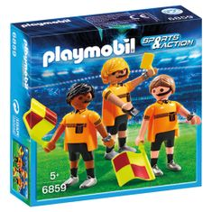 Playmobil 6859 Partjelzők és játékvezető