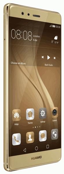 Huawei P9, Prestige Gold