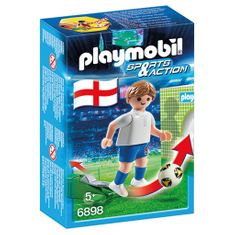 Playmobil 6898 Angol labdarúgó