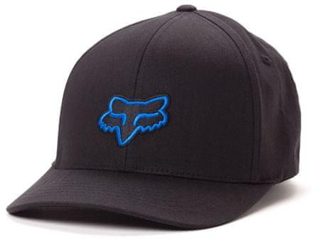 FOX moška kapa LegacyFlexfit XS/S črna