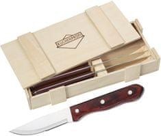 Küchenprofi noži za zrezke, 6 delni