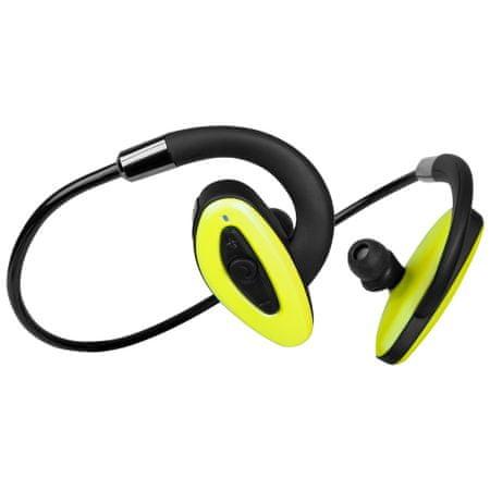 Arkas vodoodporne Bluetooth slušalke XX.Y H2O, 8 GB, rumene