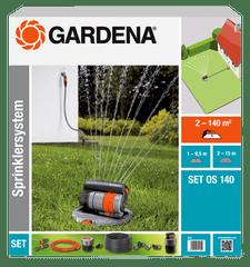 Gardena Výsuvný štvorplošný zadažďovač OS 140 (8220)